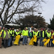 Perryville Road Cleanup, Oct,26th.